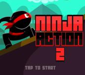 Hra - Ninja Action 2