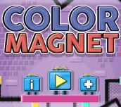 Hra - Color Magnet