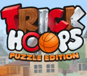 Hra - Trick Hoops