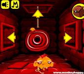 Hra - Monkey Go Happy Stage 198
