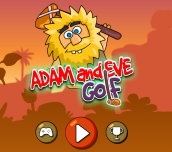 Hra - Adam And Eve: Golf