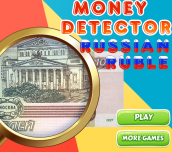 Hra - Money Detector Russian Ruble