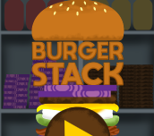 Hra - Burger Stack