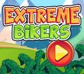 Hra - Extreme Bikers