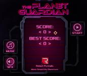 Hra - Planet Guardian