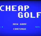 Hra - Cheap Golf