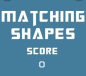 Hra - Matching Shapes