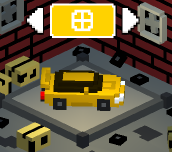Hra - Blocky Car Racing
