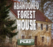 Hra - Abandoned Forest House