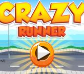 Hra - Crazy Runner