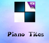 Hra - Piano Tiles