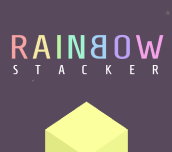 Hra - Rainbow Stacker