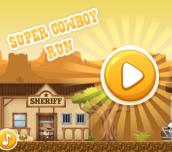Hra - Super Cowboy Run