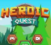 Hra - Heroic Quest