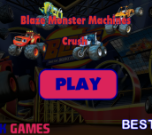 Hra - Blaze Monster Machines Crush