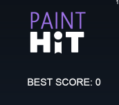 Hra - Paint Hit