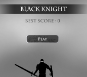 Hra - Black Knight Unity
