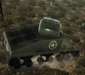 Hra - Tank War Simulator
