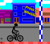 Hra - Wheelie Challenge 2