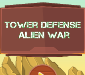 Hra - Tower Defense Aliens War
