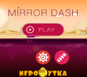 Hra - Mirror Dash