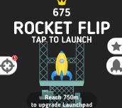 Hra - Rocket Flip