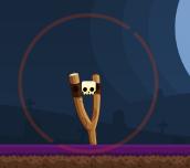 Hra - Angry Skulls