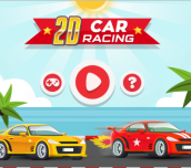 Hra - 2D Car Racing