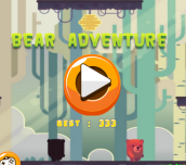 Hra - Bear Adventure
