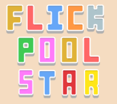Hra - Flick Pool Star
