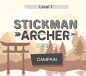 Hra - Stickman Archer: Mr Bow