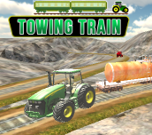Hra - Towing Train