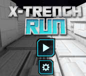 Hra - X Trench Run
