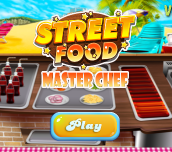 Hra - Street Food Master Chef