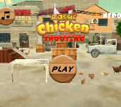 Hra - Classic Chicken Shooting