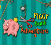 Hra - Piggy Bank Adventure 2