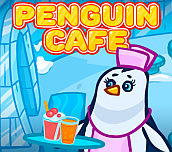 Hra - Penguin Cafe