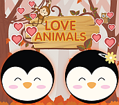 Hra - Love Animals