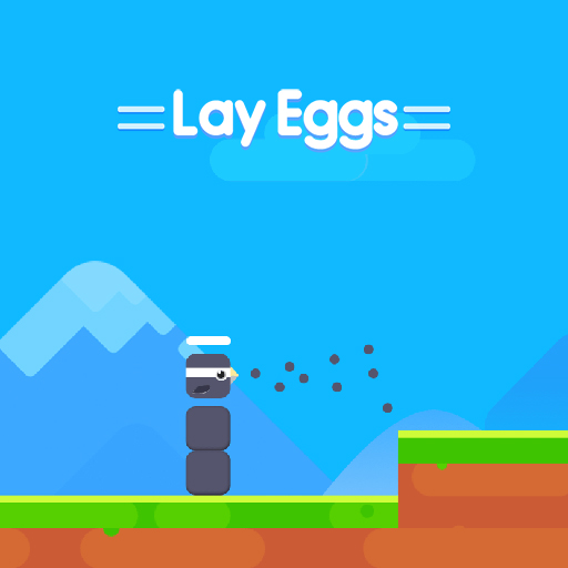 Hra - Lay Eggs