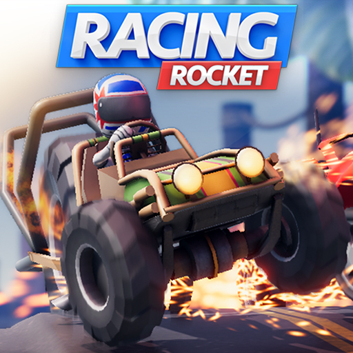 Hra - Racing Rocket