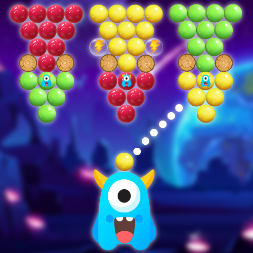 Hra - Magical Bubble Shooter