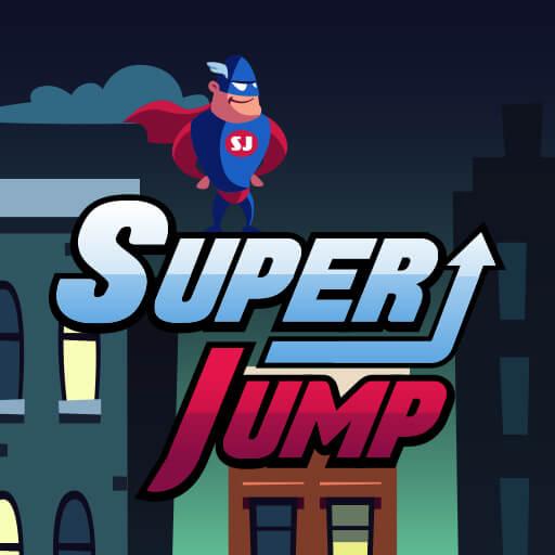 Hra - Super Jump
