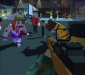 Hra - GunGame 24 Pixel
