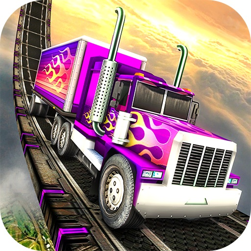 Hra - Impossible Truck Tracks Drive
