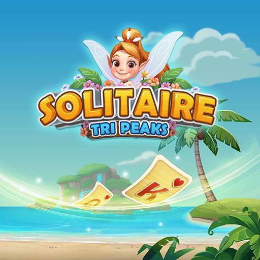 Hra - Solitaire Tripeaks