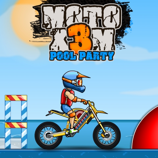 Hra - Moto XM Pool Party