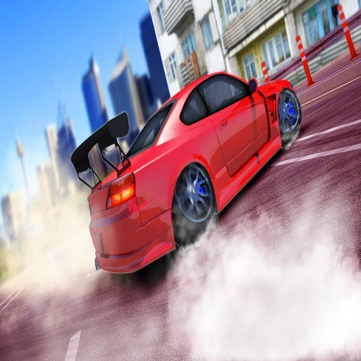 Hra - High Speed Fast Car: Drift & Drag Racing Game