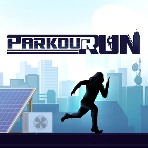 Hra - Parkour Run