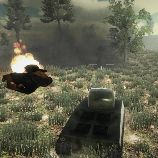 Hra - Panzerkrieg Simulator