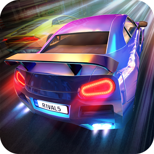 Hra - Drag Racing Rivals